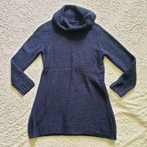 Relativity Navy Sweater Dress